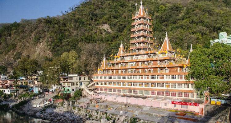 Golden Triangle with Haridwar & Rishikesh