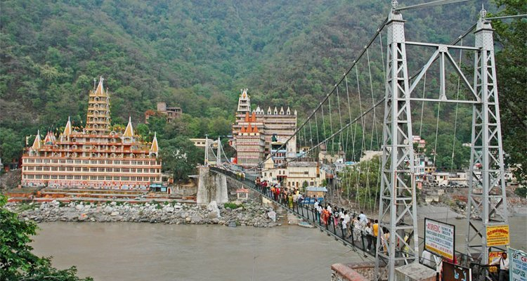 Haridwar Rishikesh Day Tour