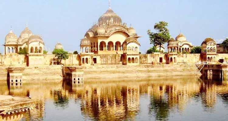 Delhi Mathura Vrindavan Tour