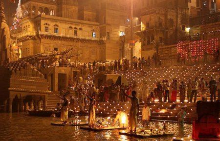 Varanasi Khajuraho Orchha Agra Jaipur Delhi Tour
