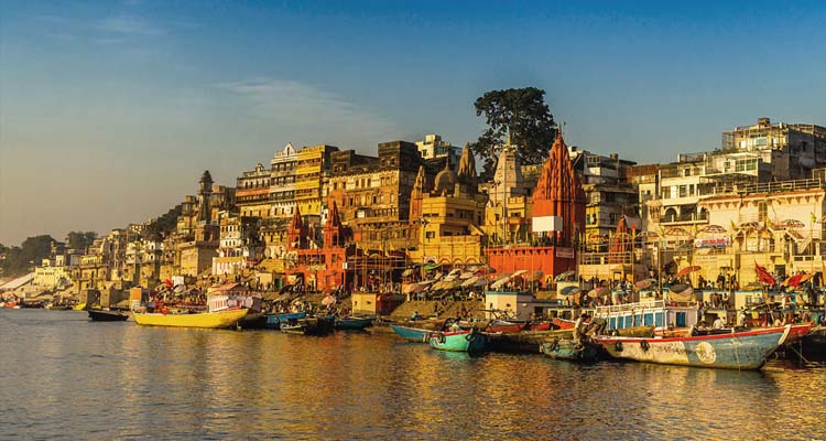 Golden Triangle Tour with Ganges