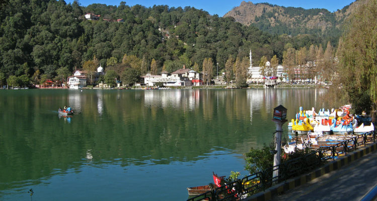 Haridwar Rishikesh With Nainital Tour