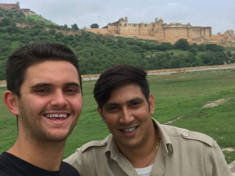 Jaipur Visit