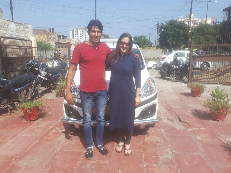 Delhi Visit