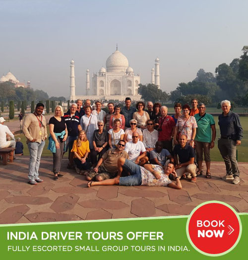 Group Tour India