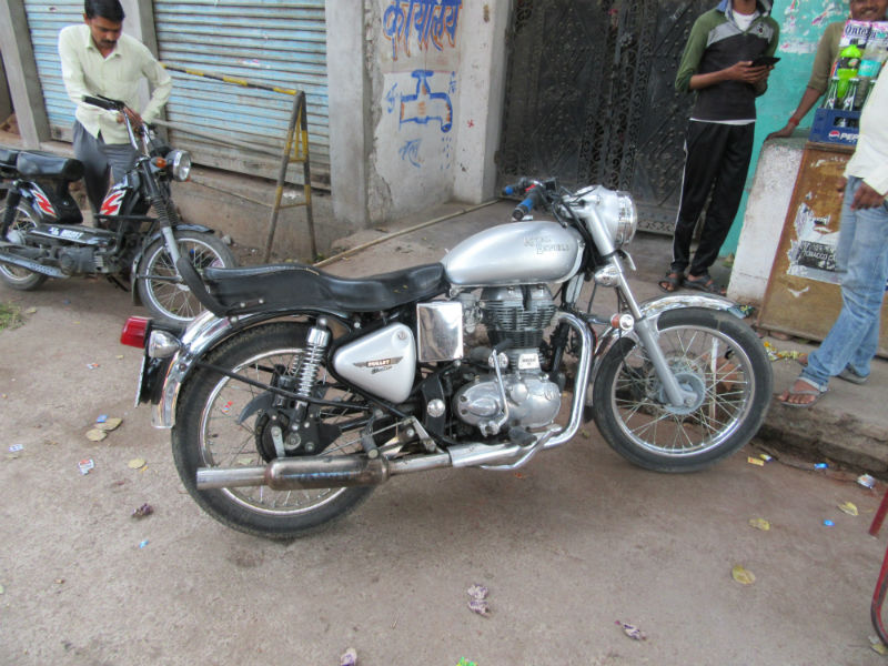 Royal Enfield Safari