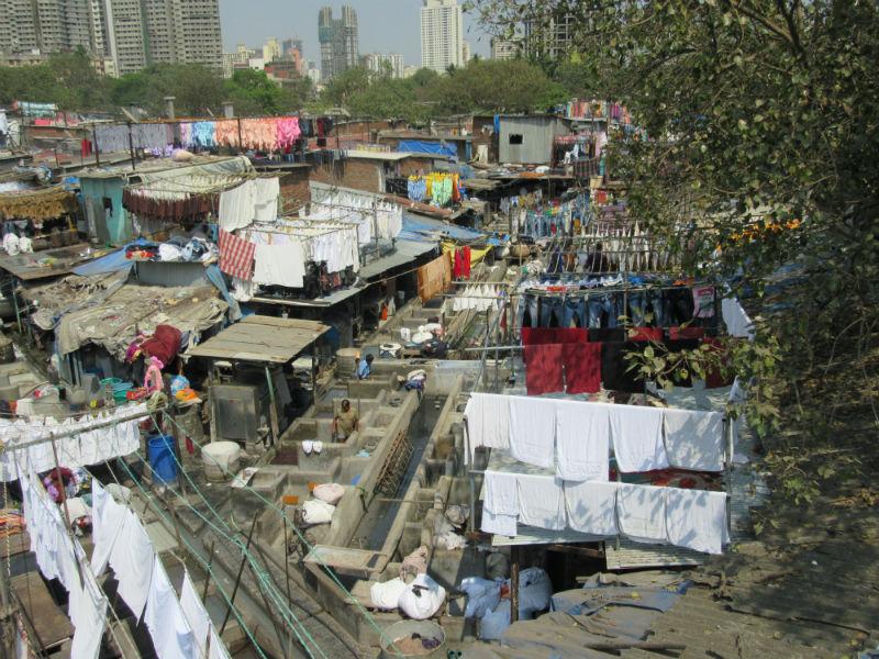 Dhobi Ghat Laundry Mumbai