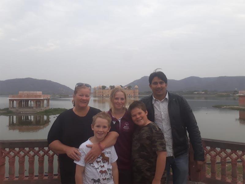 Family from Australia