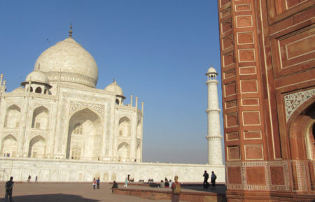 2 Days Delhi Agra Tour Package