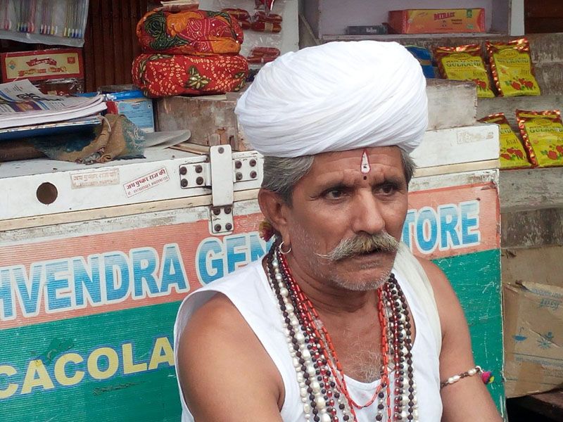 Village Shop Owner