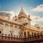 Classic Rajasthan with Taj