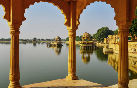 Incredible Rajasthan with Taj