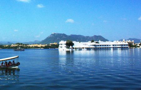 Udaipur Pushkar Tour with Taj