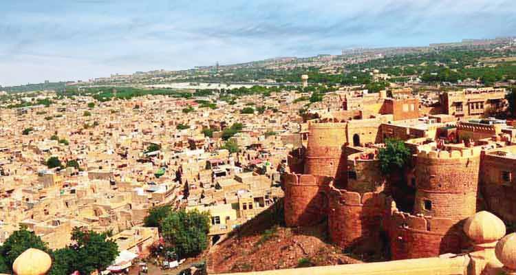 Jaipur Jodhpur Jaisalmer Udaipur Tour