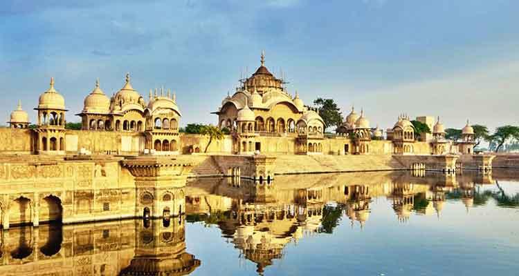Delhi Agra Fatehpur Sikri Mathura Vrindavan Tour