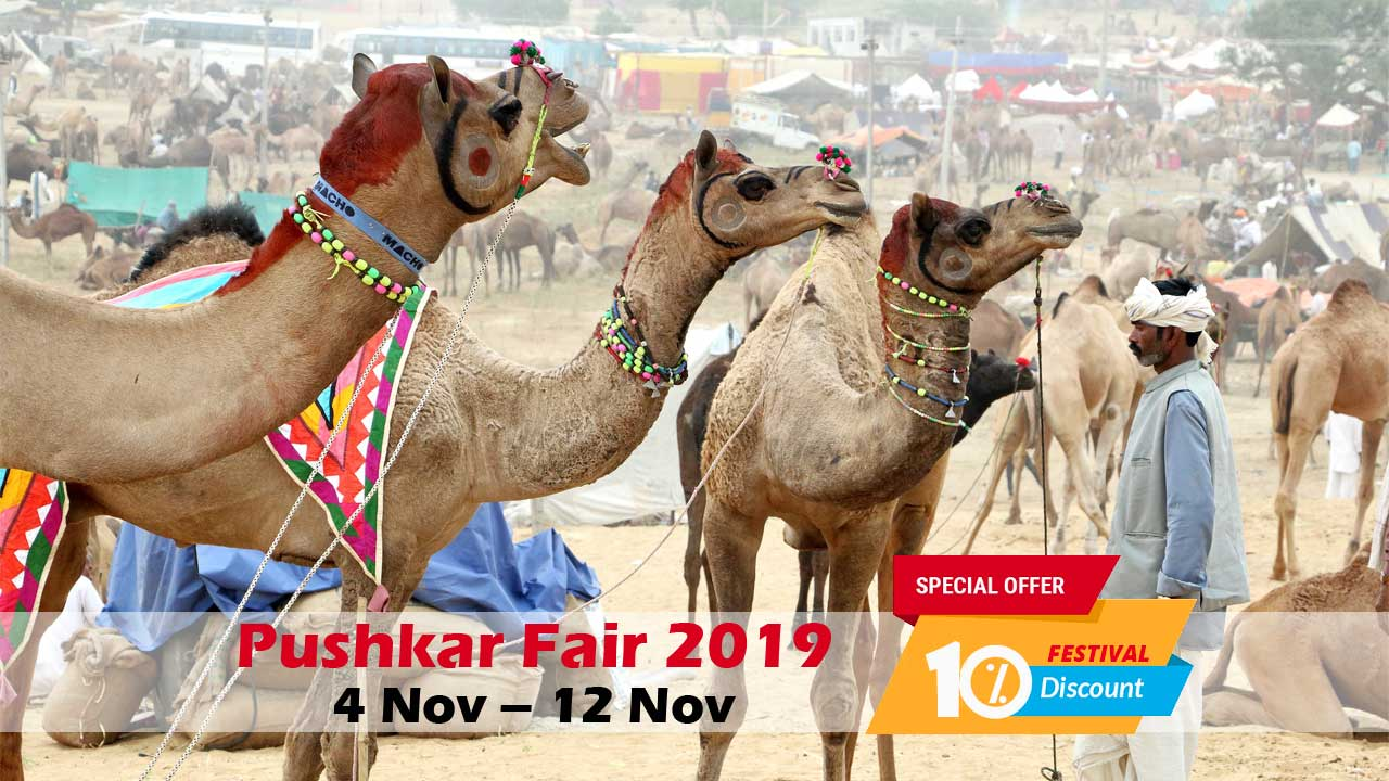 Indian Fairs & Festivals 2019