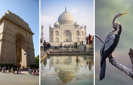 Delhi Agra Bharatpur Tour