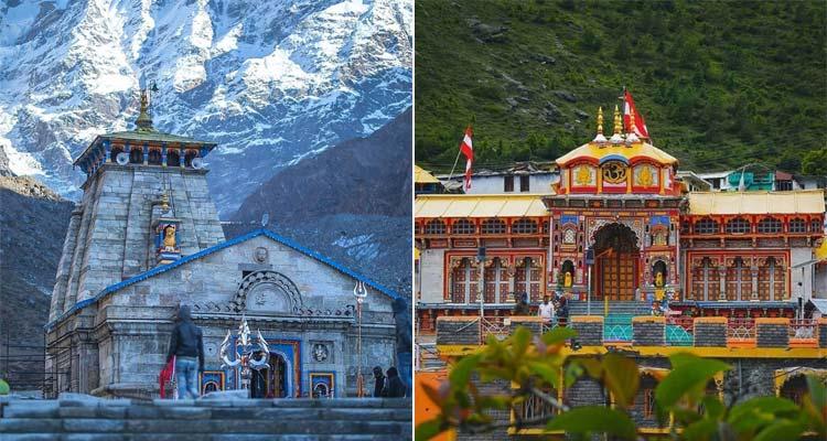 Badrinath Kedarnath Yatra 8 Days