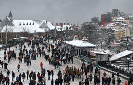 Shimla Kufri Chail Tour Package
