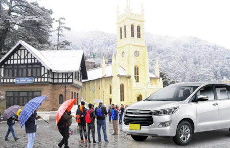 Manali Shimla Tour from Delhi By Car