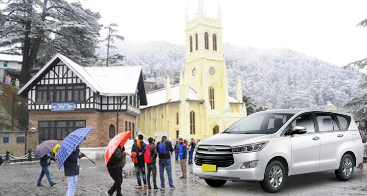 Manali Shimla Tour from Delhi By Car